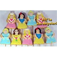 Disney Prensesler Kurabiyeleri