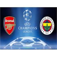 Arsenal 2 – 0 Fenerbahçe ( 27/08/2013 )