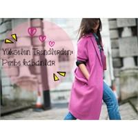 Yükselen Trendlerden: Pembe Kaban / Pink Coat