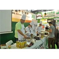 Türk Gıda Firmaları Şanghay'a Çıkarma Yaptı