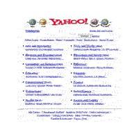 Ünlü Sitelerin Eski Web Tasarımları