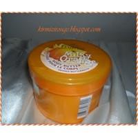 Fruttini Milky Orange Body Butter (Vücut Nemlendir