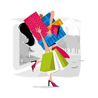 Kadınların Alışveriş Tutkusu