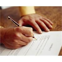 Kanuna Aykırı Sözleşme Hükümleri Muteber Değildir