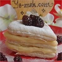 Kalpli Milföy Pasta (Resimli Anlatım)