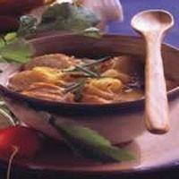 Ekmekli Soğan Çorbası