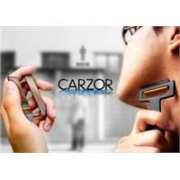 Hayalleri Süsleyen Mobil Tıraş Keyfi : Carzor !..