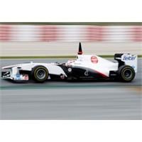 Formula1 - Barcelona Testleri