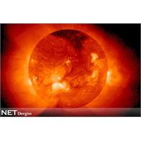 Güneş'teki Patlama Dünyayı Da Vuracak