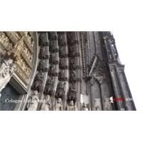 Bütün Görkemi Ve Kasvetiyle: Köln Dom Katedrali