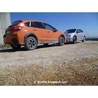 Subaru Xv, Yılın En Güvenli Aracı