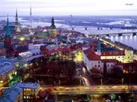 Baltık Denizinin Güzel Kızı Riga