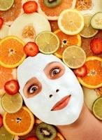 Her Cilt İçin-meyve Maskeleri
