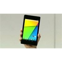 Nexus 7 Android 5.0 İle Mi Geliyor?