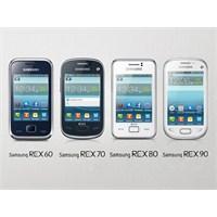 Video: Samsung'un Yeni Rex Serisi Tanıtıldı!