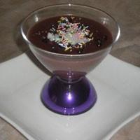 Enfes Çikolatalı Puding