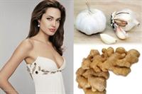 Angelina Jolie'nin Sarımsaklı Çayı Tarifi