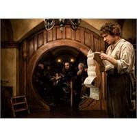 Yeni Hobbit'ten İlk Kare
