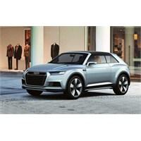 Audi'den Yeni 'q' Modelleri Gelecek...