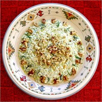 Cevizli Kabak Salatası - Yogurtkitabi.Com