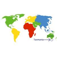 Dünyanın Alt Ucuna Yolculuk; Tazmanya