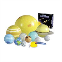 Learning Resources İnflatable Solar System Set