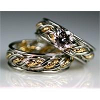Alyans - Evlilik Yüzüğü Modelleri