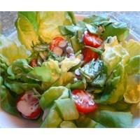 Yazlık Bahçe Salatası