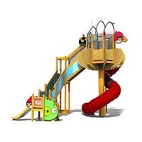 Angry Birds Oyun Parkı