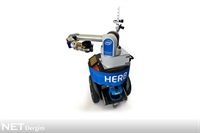 Robot Herb, Hasta Ve Yaşlıların Dostu Olacak