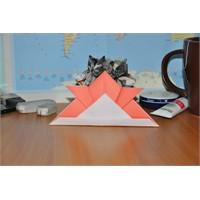 Origami Samuray Başlığı (Samurai Helmet) Yapımı