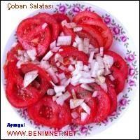 Çoban Salatası..