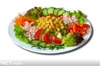 Salata Diyetiyle Hemen 3 Kilo Verin