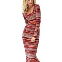 2013 Bayan Örgü Elbise Modelleri
