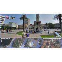 """""""Ege'nin İncisi"""" Yandex Panoramalarında"""
