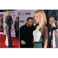Gwyneth Paltrow İron Man 3 Filminin Galasında
