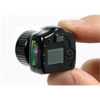 Dünyanın En Küçük Kamerası