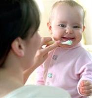 Bebeklerin Diş Bakımı