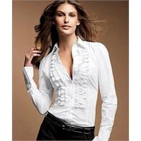 Bunlar 2012 Yılının Abiye Gömlek Modelleri