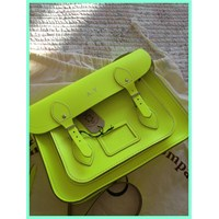 Neon Cambridge Satchel !