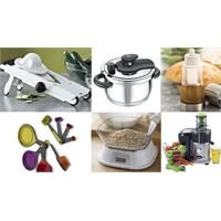 Sağlıklı Kilo Verdiren Mutfak Aletleri