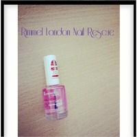 Sağlıklı Tırnaklar - Rimmel London Nail Rescue