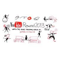 Youtube Rewind 2013 – 2013'ü Geri Sarıyoruz…
