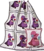 Elişi Bebek Battaniye Modelleri