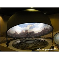 Türkiye'nin İlk Panoramik Müzesi