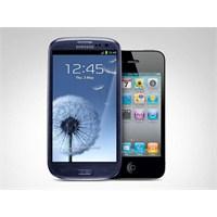 İphone 4s Vs Galaxy S3 Beton Testi