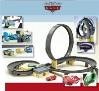 Cars-piston Racing Set