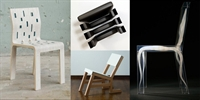 Modern Yaratıcı Sandalyeler
