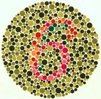 Kadınlarda Renk Körlüğü