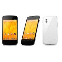 Nexus 4, Yeni Renk Seçeneği!